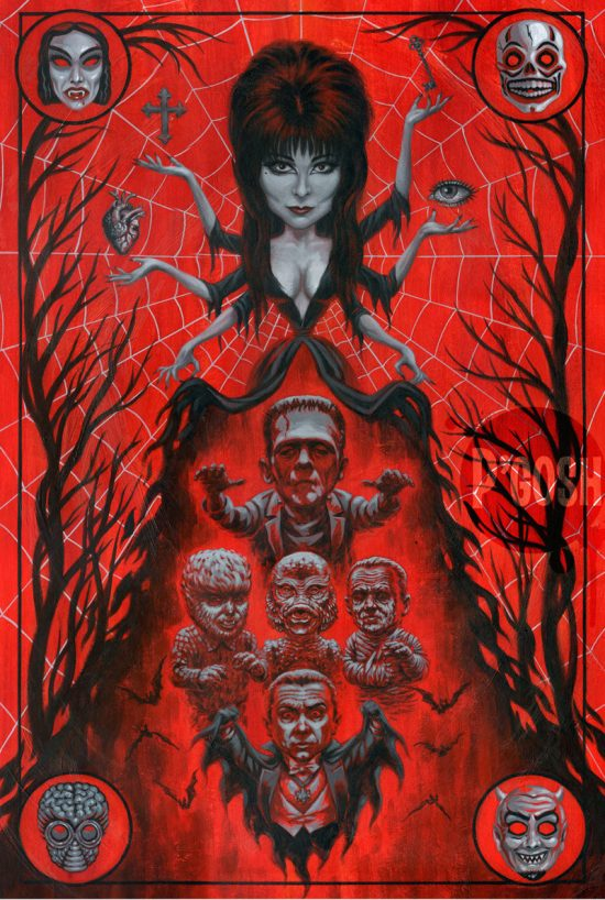Elvira-High Priestess of Horror