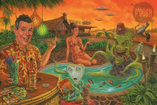 Invasion of the Tiki Snatchers