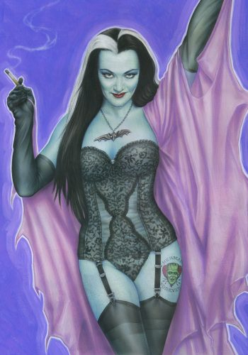 Lily Munster- '64 Playghoul of the Year