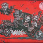 The Munsters Midnight Ride