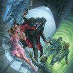 Spider Comic Book Cover #1