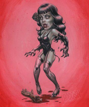 Zombie Bettie