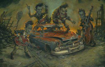 Zombilly Apocalypse