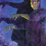 Strange Frankenstein Study