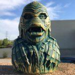 Creature From The Black Lagoon Tiki Mug