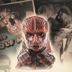 Wolfman Tiki Mug