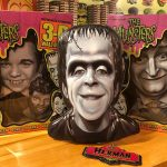 Munsters 3 D wall decor