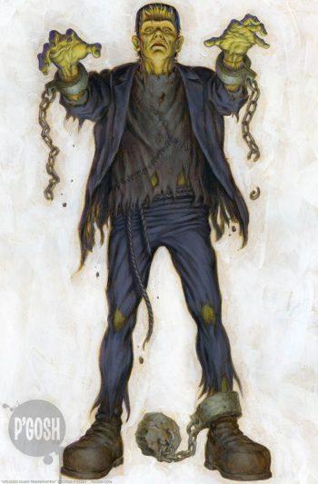 Life Sized Giant Frankenstein